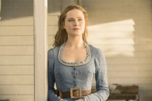 Westworld Evan Rachel Wood Dolores