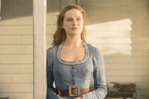 Westworld Evan Rachel Wood Dolores