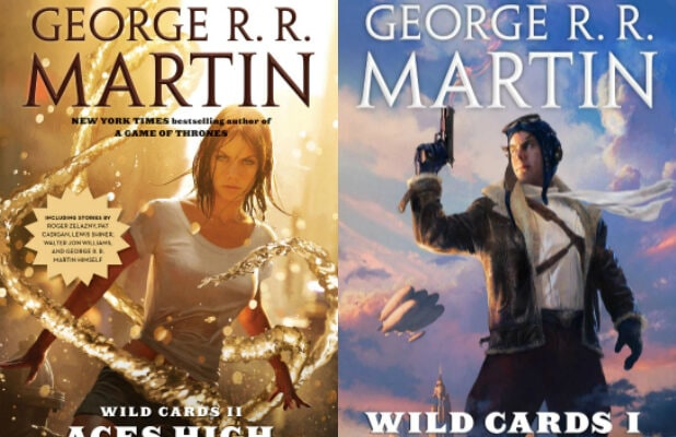 George RR Martin wild cards
