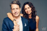 Minnie Driver and John Ross Bowie Speechless