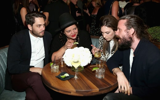 Ana Calderon, Father John Misty Audi Emmy Party