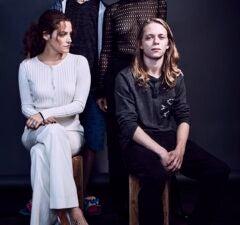 AMERICAN HONEY Riley Keough, Sasha Lane, McCaul Lombardi