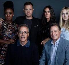 AMERICAN PASTORAL Cast