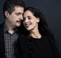 AQUARIUS Kleber Mendonça Filho and Sônia Braga