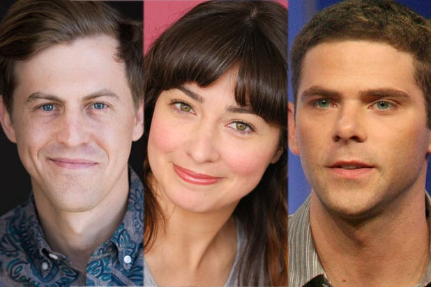 Saturday Night Live SNL Alex Moffat Melissa Villasenor Mikey Day