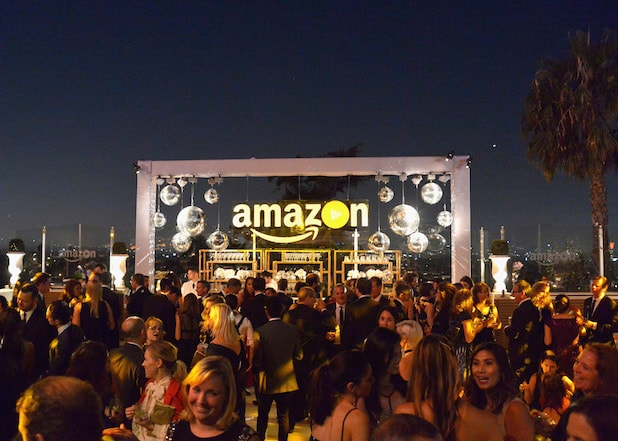 Amazon's Emmy Celebration At Sunset Tower Hotel West Hollywood