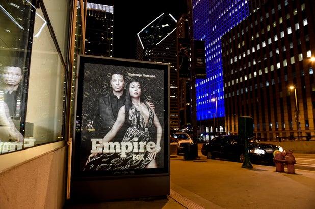 FOX's 'EMPIRE' Season Three Premiere Event Sponsored by Lincoln - Party