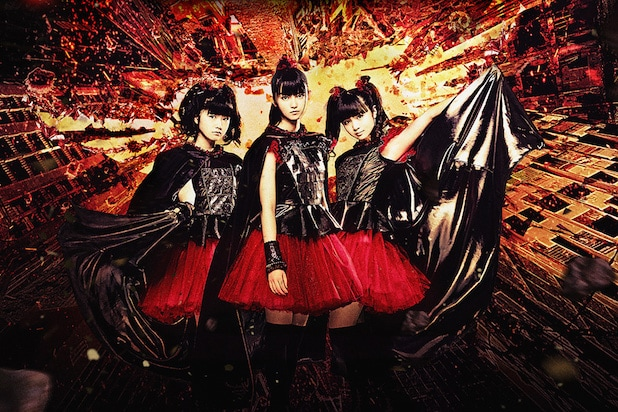 babymetal warner bros. blue ribbon digital series