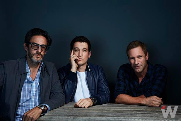 BLEED FOR THIS Miles Teller, Aaron Eckhart and Ben Younger
