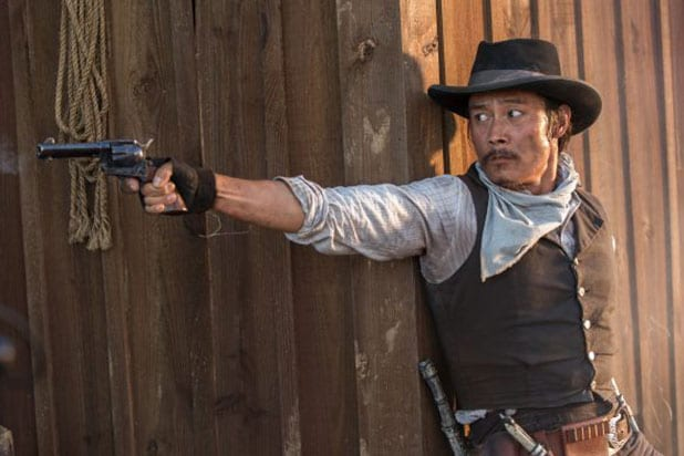 Billy Rocks Magnificent Seven