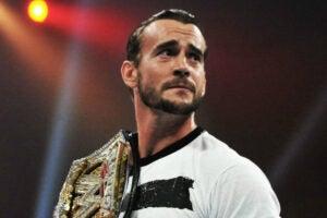 CM Punk WWE