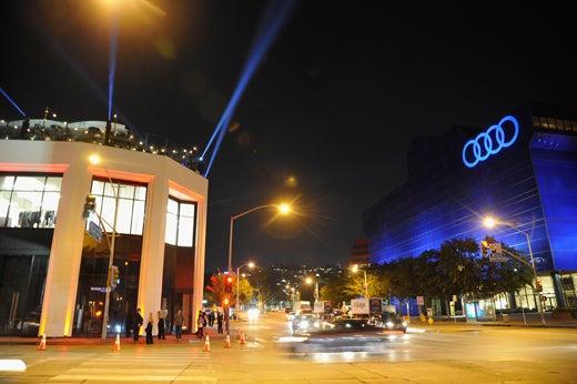 Catch LA Melrose Audi Emmy Party