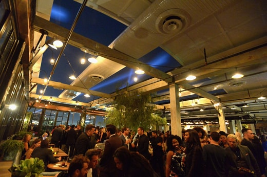 Introducing....the rooftop at Catch on Melrose.