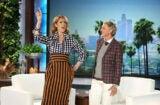 Celine Dion on Ellen Show