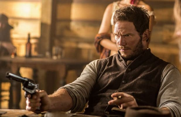 Chris Pratt Magnificent 7