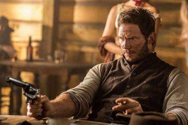 Chris Pratt Magnificent 7
