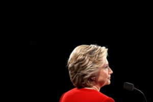 Hillary Clinton First Presidential Debate 2016 Profile wikileaks