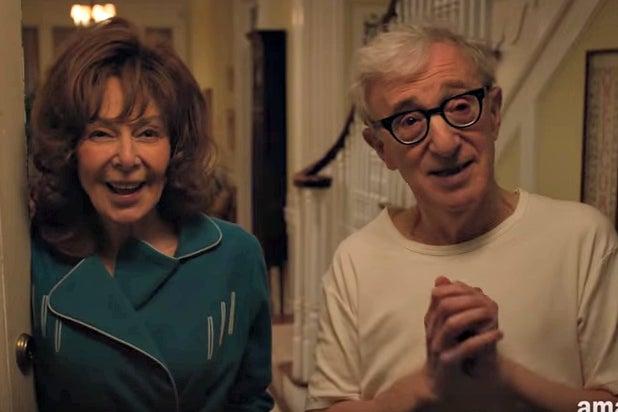 Woody Allen's Crisis in Six Scenes