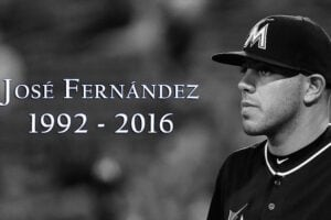 jose fernandez death obit miami marlins boating accident pitcher