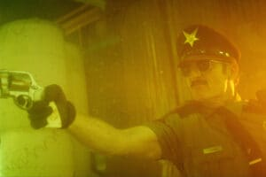 officer downe crahan slipknot