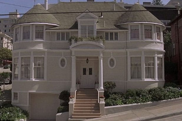 Mrs Doubtfire House