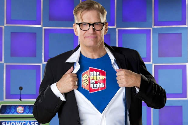 Drew Carey Superman The Price Is Right