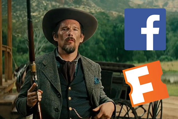facebook fandango tickets