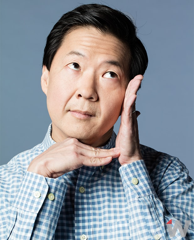 'Dr. Ken' Star Ken Jeong Admits He Can't Escape His Past ...