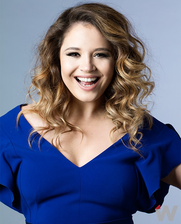 FallTV Kether Donohue