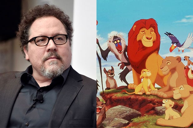 Jon Favreau Lion King