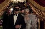 Fifty Shades Masquerade Ball