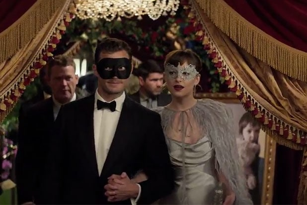 Fifty Shades Masquerade Ball