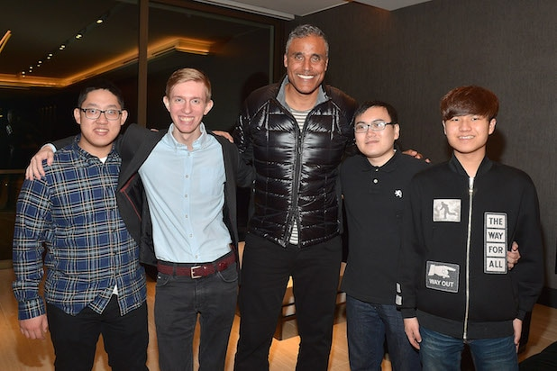 Rick Fox Echo Fox Innovators 2016