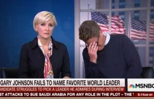 Morning Joe's Joe Scarborough calls Gary Johnson 'Completely Ignorant' after 'another aleppo moment'