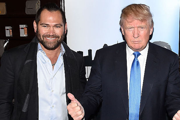 Johnny Damon, Donald Trump