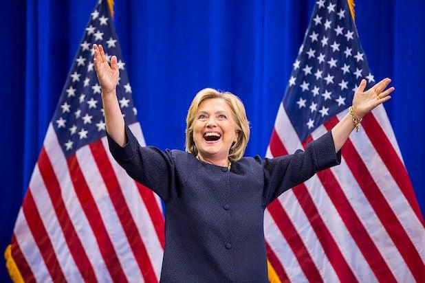 Hillary Clinton fundraising