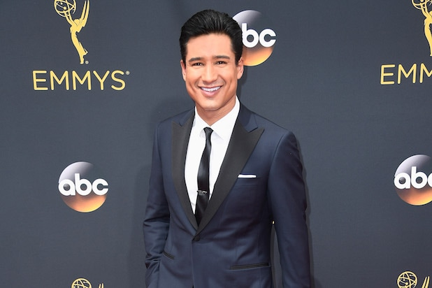 68th Annual Primetime Emmy Awards mario lopez