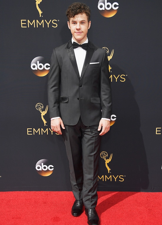 68th Annual Primetime Emmy Awards Nolan Gould