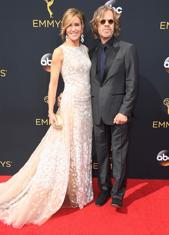 68th Annual Primetime Emmy Awards Felicity Huffman and William H. Macy