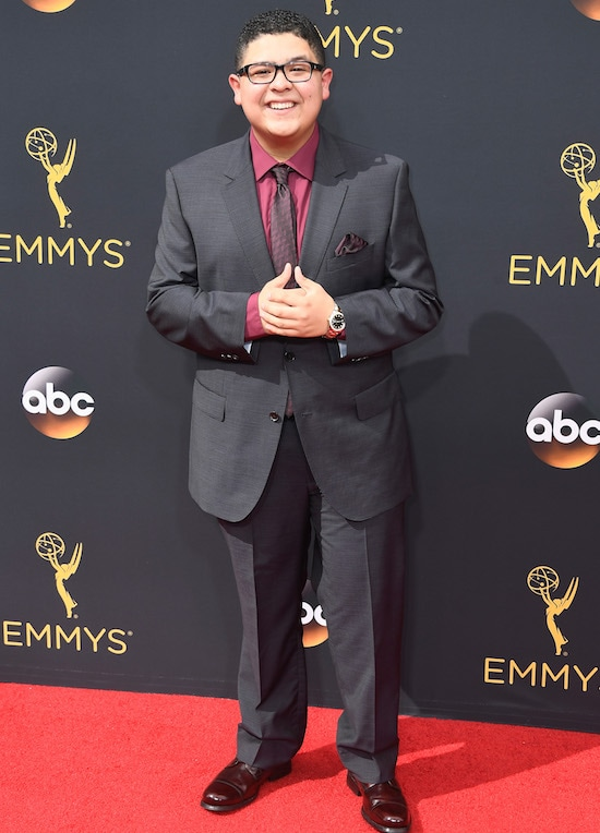 68th Annual Primetime Emmy Awards Rico Rodriguez