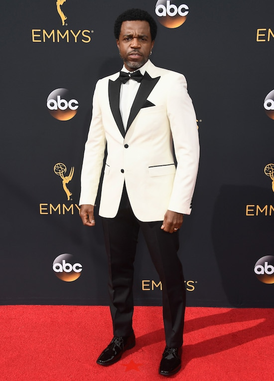 68th Annual Primetime Emmy Awards Kevin Hanchard