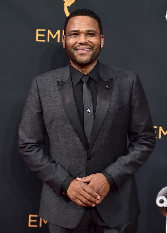 68th Annual Primetime Emmy Awards Anthony Anderson