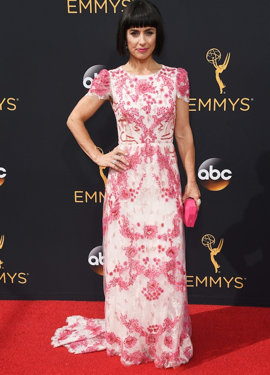 68th Annual Primetime Emmy Awards Constance Zimmer