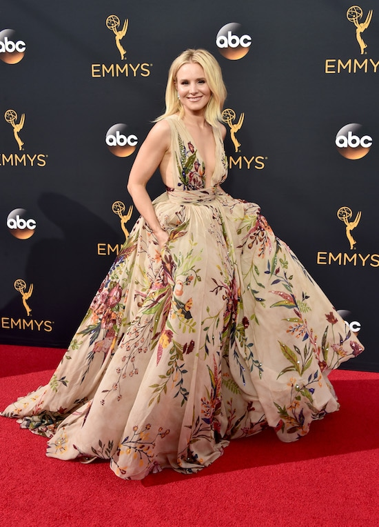 68th Annual Primetime Emmy Awards Kristen Bell