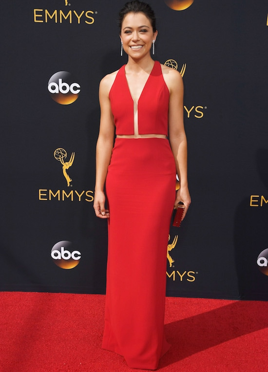 68th Annual Primetime Emmy Awards Tatiana Maslany