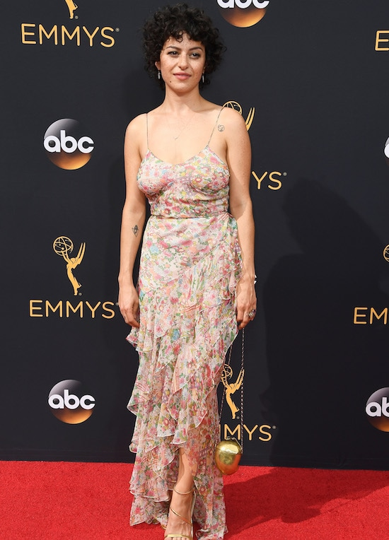 68th Annual Primetime Emmy Awards Alia Shawkat