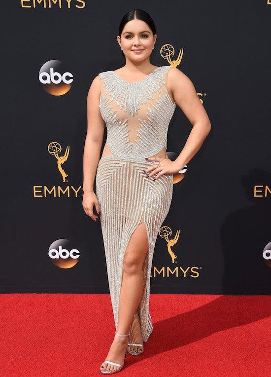 68th Annual Primetime Emmy Awards Ariel Winter