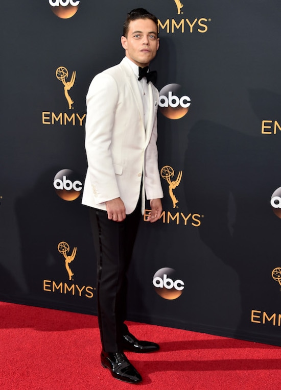 68th Annual Primetime Emmy Awards Rami Malek