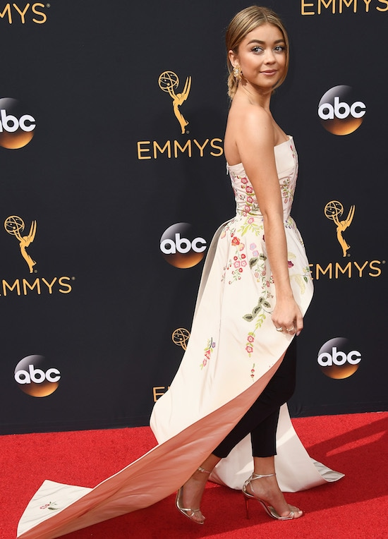 68th Annual Primetime Emmy Awards Sarah Hyland