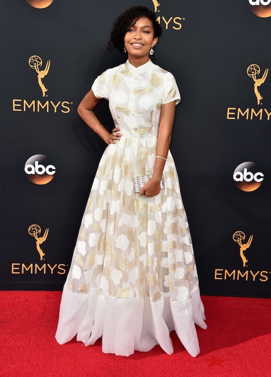 68th Annual Primetime Emmy Awards Yara Shahidi